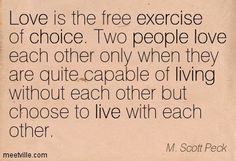 Quotes of M. Scott Peck About suffering, virtue, desire, pain, consequences, lies, difficulty, responsibility, behavior, love, prejudice, hu...