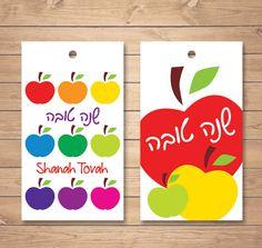 Free printable decorated shana tova greeting card my style jewish new year shanah tovah rosh hashanah greeting card m4hsunfo