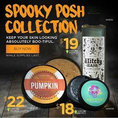 Posh for Halloween!!