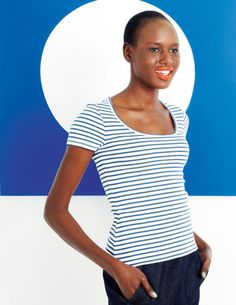 I've spotted this @BodenClothing Essential Short Sleeve Tee