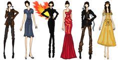 Katniss' Style