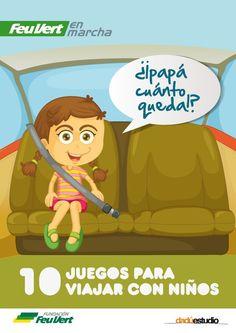 Guía de 10 juegos para viajar con niños