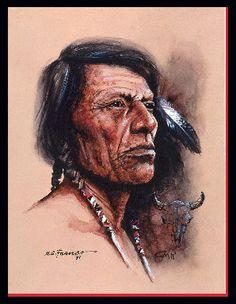 native american beautiful image and paintings | Native American Art