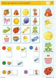 logico primo feladatlapok - Google-keresés Autism Activities, Preschool Activities, File Folder Activities, Diy Doll, Speech Therapy, Special Education, Kids Learning, Worksheets, Coding