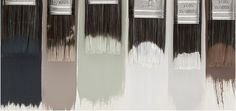 Paint & Wallpaper - from traditional craftsmen Farrow & Ball