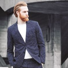 Professional Beard Style Inspiration For Men