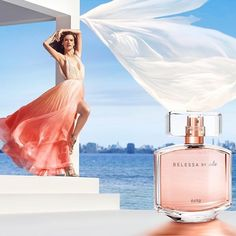 Alessandra Ambrosio Belessa by Ale Fragrance Campaign