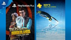 [Video] PlayStation Plus - Free Games Lineup May 2017 | PS4 #Playstation4 #PS4 #Sony #videogames #playstation #gamer #games #gaming