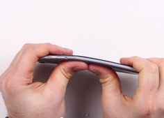 """An actual Apple misstep puts those """"will it bend"""" iPhone videos in perspective."""
