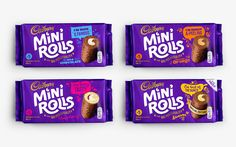 Cadbury Mini Rolls « Creative Agency, Branding & Packaging Design | Leeds