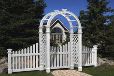 arbor gates | Garden Supplies - weed control fabric, bird netting, frost blankets ...