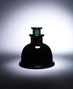 "Ettore Sottsass - ""Basilissa"" Glass Vase"