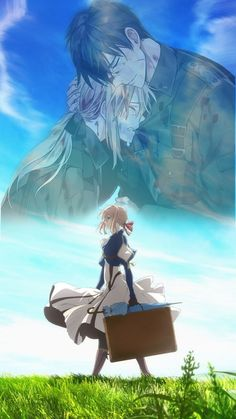 Violet Evergarden Wallpaper, Anime Wallpaper Live, Anime Scenery Wallpaper, Manga Art, Manga Anime, Anime Art, Yatogami Noragami, Violet Evergreen, Violet Evergarden Anime
