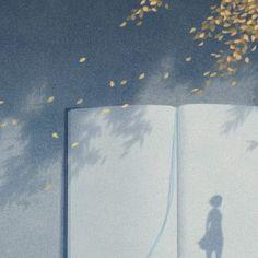 Le illustrazioni sognanti per gli amanti dei libri di Jungho Lee | Collater.al 16