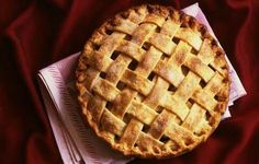 """""""My mother used to make great pie,"""" Mabella reminisced.  """"And I would have trouble locating my mouth."""""""