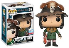 As a fan of both Harry Potter and Funko Pops, I really enjoy collecting these. I almost have the whole Harry Potter set. Boggart as Snape Vinyl Figure 2017 Fall Convention Exclusive Harry Potter Film, Harry Potter Pop Vinyl, Harry Potter Quidditch, Harry Potter Gifts, Funko Pop Harry Potter, Ginny Weasley, Ron Y Hermione, Figurine Pop Harry Potter, Harry Potter Action Figures
