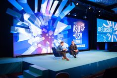 While the program at the ASU GSV Summit is packed with content, organizers know one-to-one engagement is the main draw for attendees. A desire to connect with existing professional connections—and to make new ones—are often the primary reasons people attend conferences and meetings.