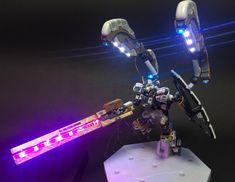 Home / Twitter Plastic Model Kits, Plastic Models, Robot Art, Robots, Gundam Custom Build, Gundam Wing, Gunpla Custom, Gundam Model, Mobile Suit