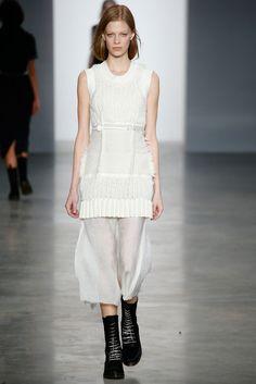 Calvin Klein Collection o/i 14-15 nyc