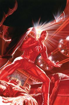 Daredevil by Alex Ross
