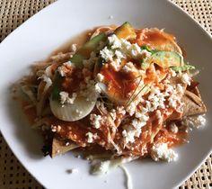 Tacos de pollo hondureños.