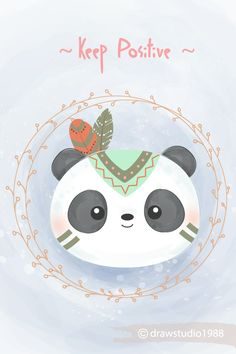 Discover the best Vectors, Photos & PSD files from - Free Graphic Resources for personal and commercial use Cute Animal Illustration, Book Illustration, Watercolor Illustration, Kids Prints, Baby Prints, Kindergarten Drawing, Baby Animal Drawings, Panda Art, Cute Chibi