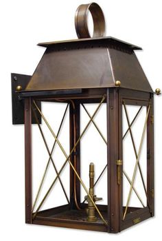 Coach House Lantern from Bevolo
