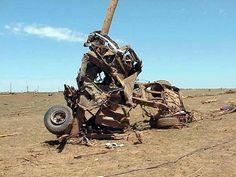 Tornado damage - Oklahoma