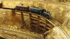 One year ago to the day... A Horseshoe & Cottonwood Update | Model Railroad Hobbyist magazine | Having fun with model trains | Instant access to model railway resources without barriers