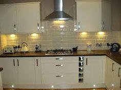 cream gloss kitchen - Google Search
