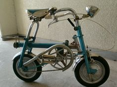 Mitutoyo Bicycle - 2