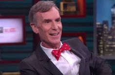 "Bill Nye: ""It's Not Crazy to Suggest Life Started on Mars"""