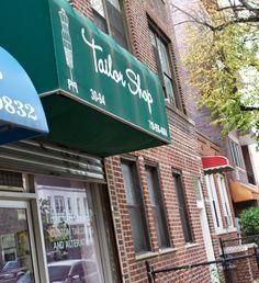 Tailor Shop in Astoria