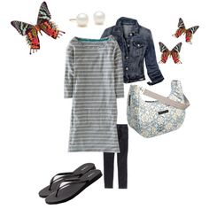 What I Wore 05.23.11, created by sydb19 on Polyvore