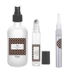Chai Perfume #handcrafted #perfumery
