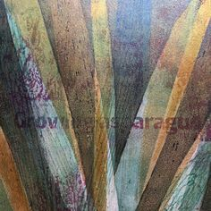 Herb Art, Collagraph, Ready To Pop, Unique Photo, Buy Frames, My Favorite Color, Landscape Art, Collage Art, Bamboo