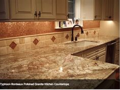Crema Bordeaux Granite Installed Design Photos And Reviews