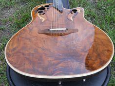 Rare ovation 1712 custom balladeer with hard case guitars guitar ovation usa elite 5868 acoustic electric guitar ohsc walnut figured top vgc cheapraybanclubmaster Images