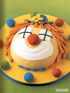 Cupcakes, Cupcake Cakes, Shoe Cakes, Clown Cake, Circus Cakes, Cake Wrecks, Novelty Cakes, Occasion Cakes, Fondant Cakes