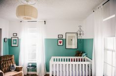 Paint colors that match this Apartment Therapy photo: SW 6006 Black Bean, SW 9096 Beige Intenso, SW 2810 Rookwood Sash Green, SW 6472 Composed, SW 7006 Extra White