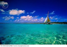 aitutaki lagoon   ... one day