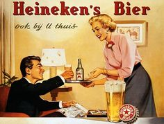 Heineken Vintage ad
