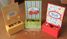 Steel City Stamper: Quick and Easy Treat Card