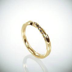 💝 Black Diamonds ring 💝  #BlackDiamonds #14kGoldRing #mubiusringset #14kgoldengagementring #goldengagementring #giftforher #14Kgoldjewelry #14goldjewelry #Blackdiamonds #diamondsengagementring #handmadering #handmadejewelry #mubiusring #goldring #finejewelry #finering #etsywedding #etsyjewelry #etsyshop