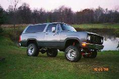 dodge ram charger paint schemes | ... dodge ramcharger early model pre 6 10 74 vehicle 1974 dodge ramcharger