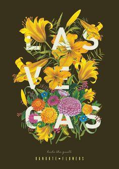 Kanukte Flowers: Las Vegas