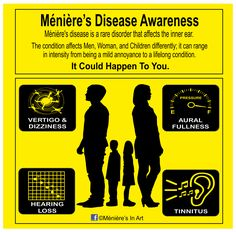 meniere`s disease awareness