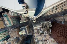 Tom Ryaboi - Rooftopping