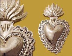 Mexican Sacred Heart - tesoromexicano
