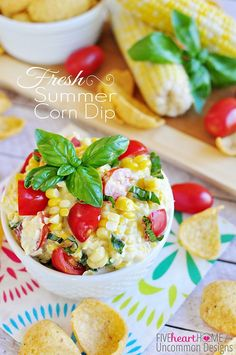 Fresh Summer Corn Di